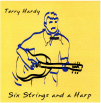 Six Strings and a Harp CD cover