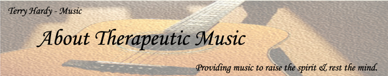 About Therapeutic Music